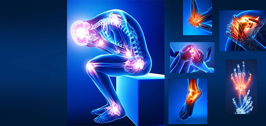 Improvement in over 80% of arthritis sufferers